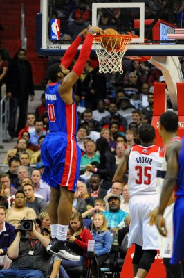 Pistons flatten the Jazz