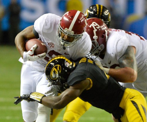 Alabama's Amari Cooper highlights All-SEC team
