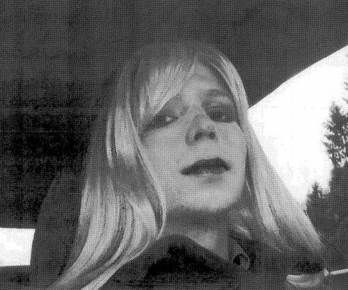 Chelsea Manning facing solitary confinement for old toothpaste, Caitlyn Jenner magazine