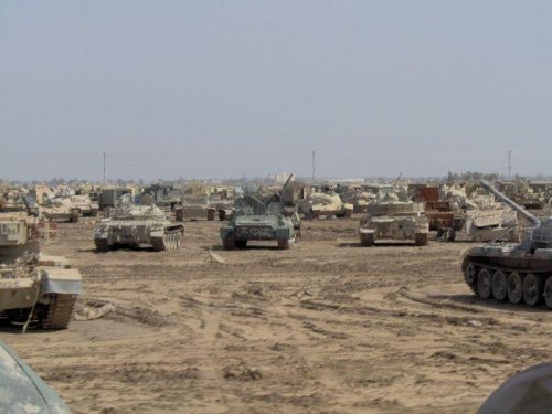 DynCorp International to provide tech support to Iraqi Army