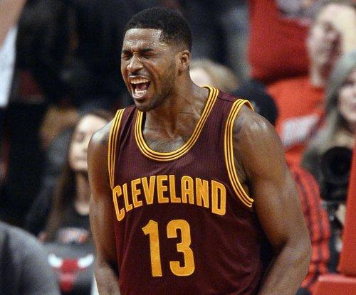 Cleveland Cavaliers' Tristan Thompson remain millions apart