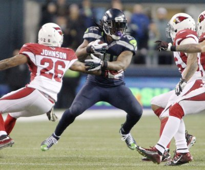 Seattle Seahawks' Marshawn Lynch could be out for season