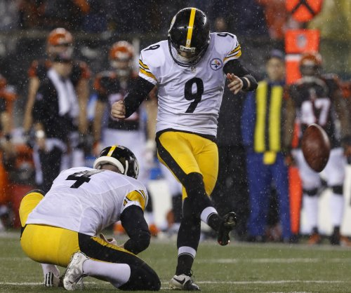 Signing K Chris Boswell pays dividends for Pittsburgh Steelers