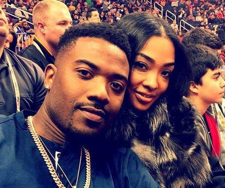 Ray J engaged to girlfriend Princess Love