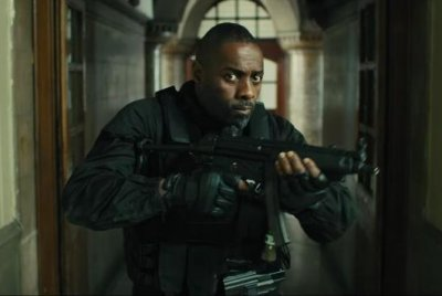 Idris Elba stars in action-packed 'Bastille Day' trailer