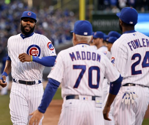 Chicago Cubs' Jason Heyward may return Thursday