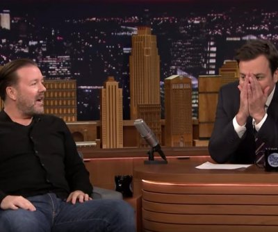 Ricky Gervais details the worst things about getting older on 'The Tonight Show'