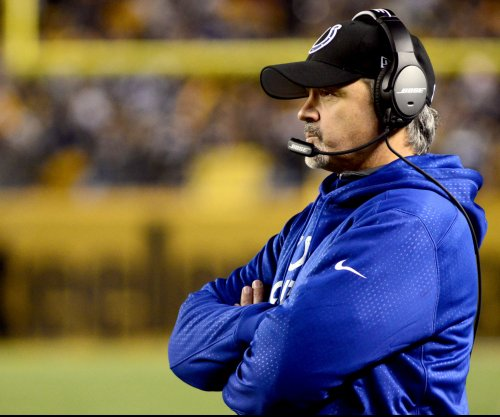 Chuck Pagano, Indianapolis Colts focused on 'December football'