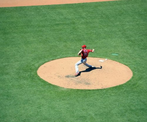 Los Angeles Angels overcome strong start from Doug Fister to beat Boston Red Sox