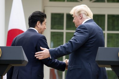 President Donald Trump to visit Japan in May