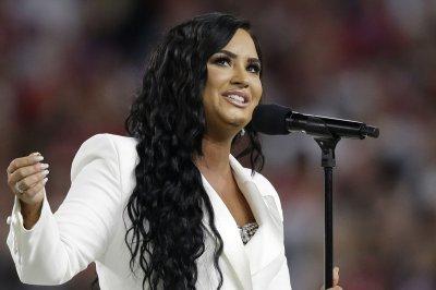Demi Lovato sends message to President Trump in 'Commander in Chief'