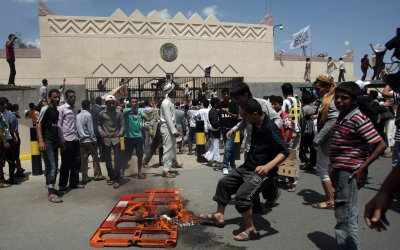 Yemen's 'unpredictable security situation' prompts U.S. embassy to reduce staffing