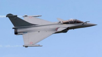 First upgraded Rafale jet delivered to French military