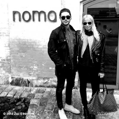 Zac Efron reportedly dating Sami Miro