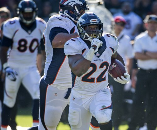 Denver Broncos RB C.J. Anderson will sacrifice touches for wins