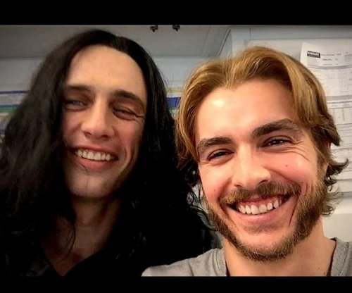 James Franco, brother Dave transform for 'The Disaster Artist'