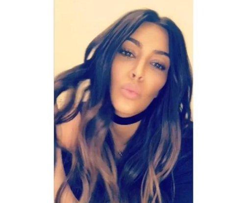 Kim Kardashian debuts new, ombre hairstyle