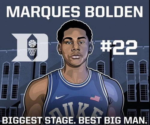 Duke edges Kentucky for Marques Bolden