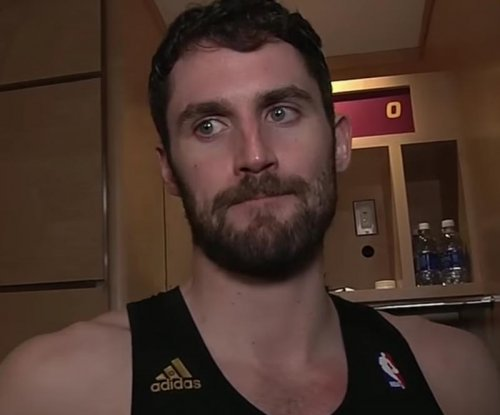Kevin Love: Cleveland Cavaliers forward out for Game 3