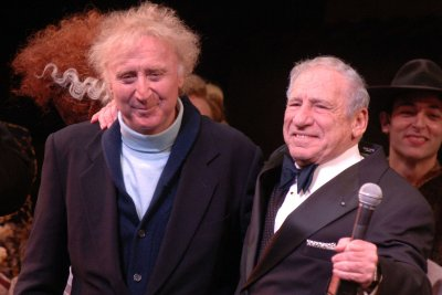 Mel Brooks mourns Gene Wilder on 'Tonight Show': 'It's a big shock'