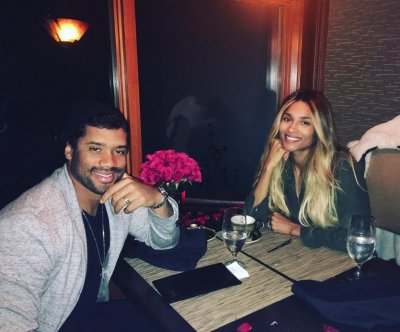Ciara celebrates 31st birthday with Russell Wilson