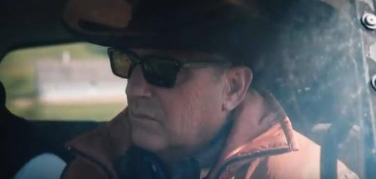 Watch: Kevin Costner plays a rancher defending land in 'Yellowstone