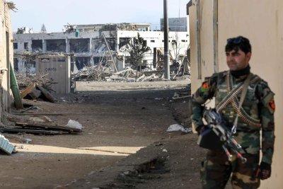 U.S. envoy: Taliban talks 'paused' after deadly Bagram attack
