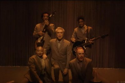 'David Byrne's American Utopia': HBO shares teaser for Spike Lee version