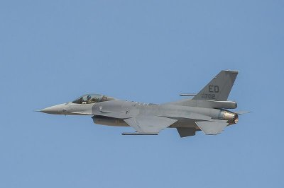 Greece's first upgraded F-16V Viper plane heads to U.S. for tests