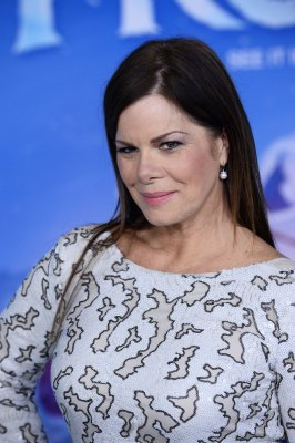 Marcia Gay Harden dishes on '50 Shades of Grey,' says E L James has the answer