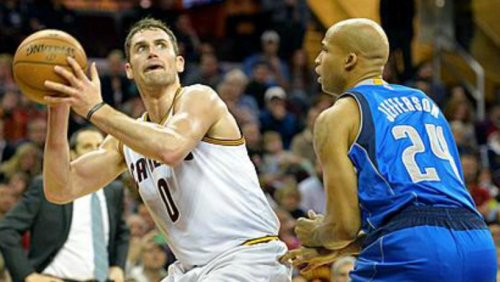 Dallas Mavericks top Cleveland Cavaliers for 5th straight win