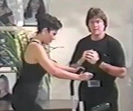 Watch Kris and Bruce Jenner star in 1990s exercise video