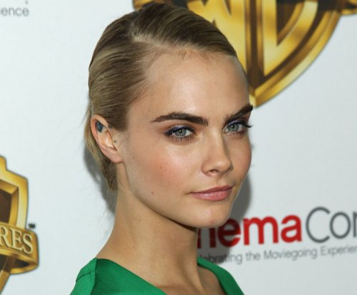 Cara Delevingne prepped for 'Suicide Squad' with naked walk in woods