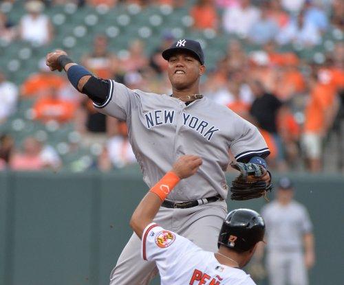 Starlin Castro's walk-off homer lifts New York Yankees over Colorado Rockies