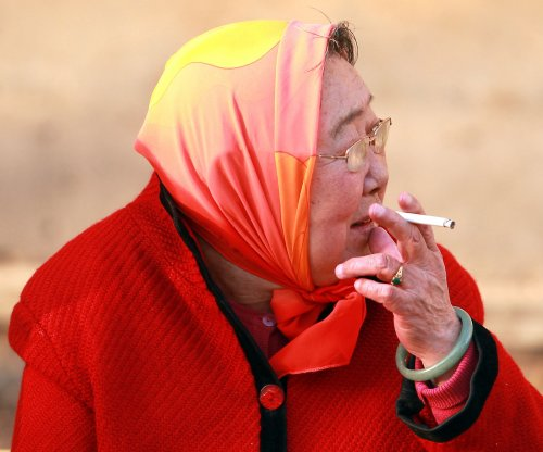 Study: Smoking linked to frailty in older adults