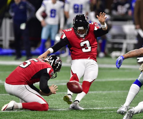Falcons' Matt Bryant, 42, plans to keep kicking