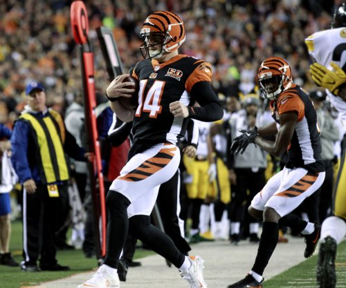 Andy Dalton letting contract play out 'how it's supposed to'