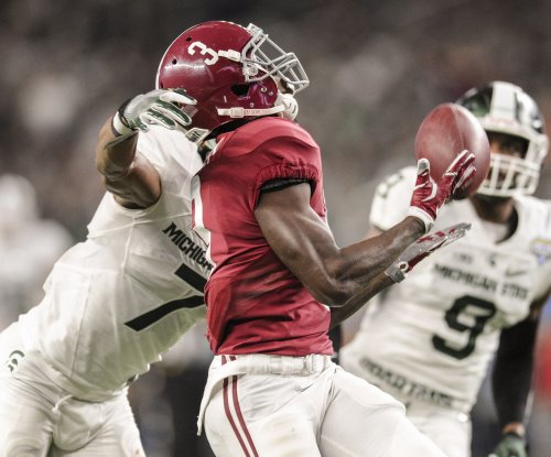 Alabama Crimson Tide's Calvin Ridley dismisses size as obstacle for NFL