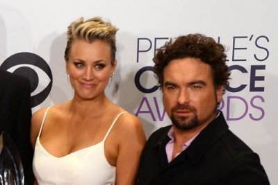 Kaley Cuoco wishes Johnny Galecki a happy birthday: 'Love u'