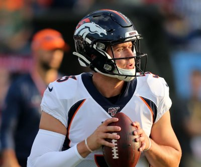 Denver Broncos rookie QB Drew Lock returning to practice