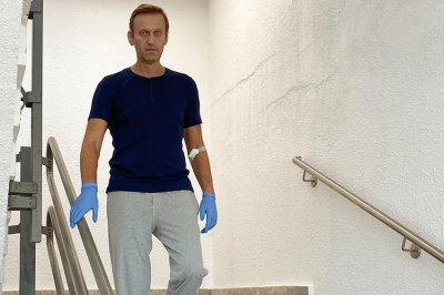 Allies of Russian opposition leader Navalny arrested, fined, before protest