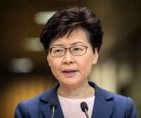 Hong Kong considers ban on 'insults' to police, authority figures