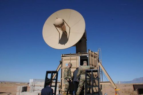 Air Force to develop anti-drone system named for Thor's hammer, Mjolnir