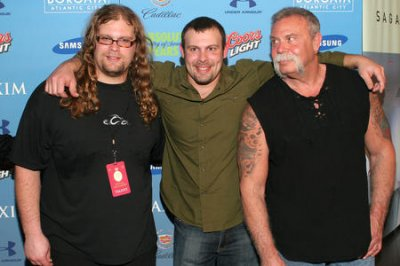 Teutul fired from 'Celebrity Apprentice'