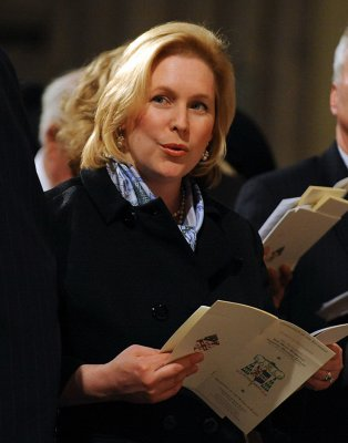 Gillibrand puts hold on Obama Navy nominee