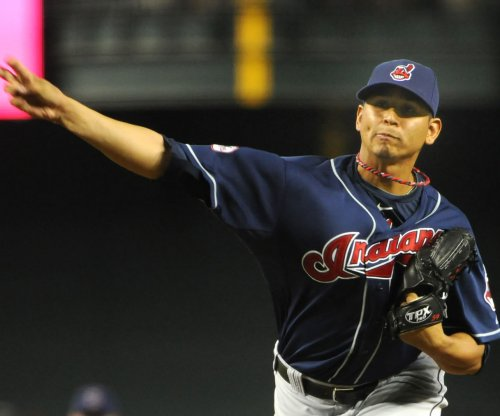 Cleveland Indians' Carrasco barely misses no-hitter vs. Tampa Bay Rays