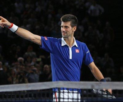 Novak Djokovic cruises into third round of Madrid Open