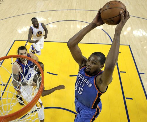 Kevin Durant loves Warriors' 'vibe', won't miss Thunder or Westbrook