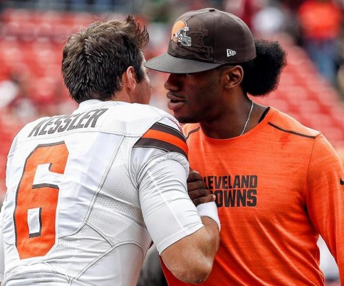 Cleveland Browns QB Robert Griffin aims to return before end of season
