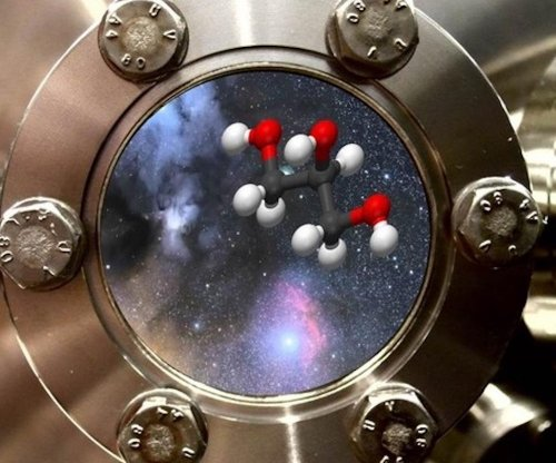 Recipe for cosmic glycerol revealed by Dutch scientists